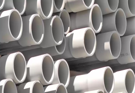 PVC tube its the next big thing!